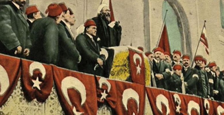 Rare Coloured Pictures From Ottoman Empire